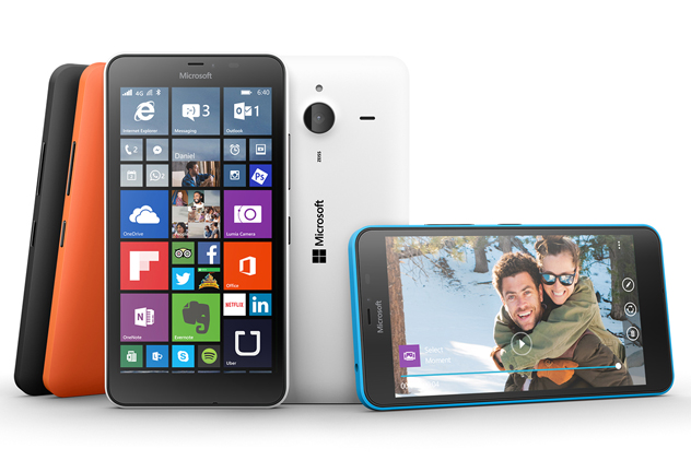 Microsoft Lumia 640 XL full specifications