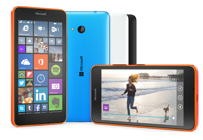 Microsoft Lumia 640 full specifications