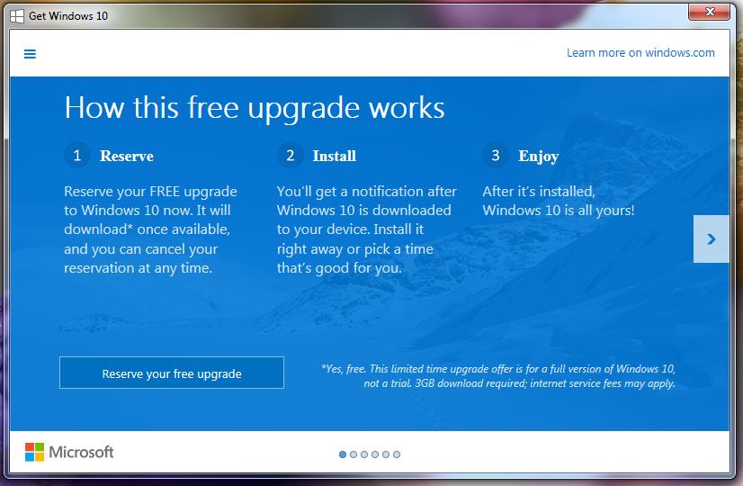 Upgrade-Windows-10-free