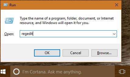 Enable Cortana on Lock Screen Windows 10