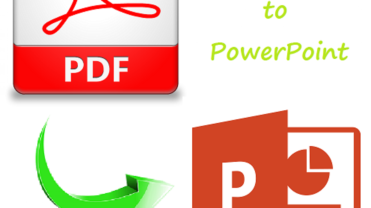 change pdf to powerpoint online free
