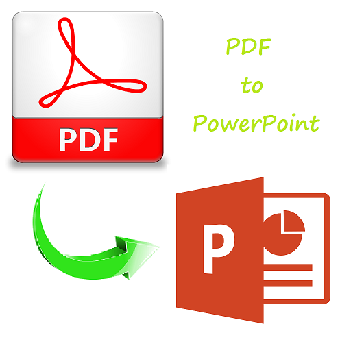 Step by Step Guide for converting PDF to PowerPoint online for free