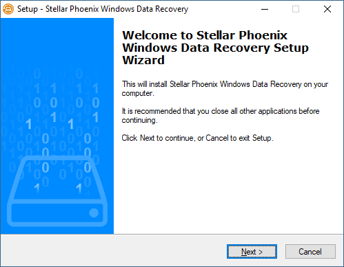 Stellar-Phoenix-Windows-Data-Recovery-Professional-Installation