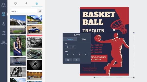 DesignCap_Create_Online_Flyers_Posters_3