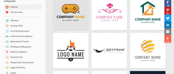Get Your Amazing Logo Now With DesignEvo!